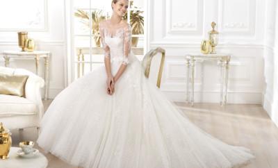 Cele mai frumoase rochii de mireasa in 2014
