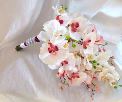 Buchete mireasa orhidee