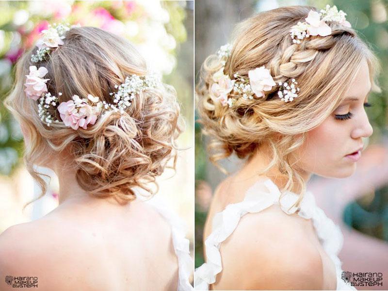 I Hair Style Image: Coafuri Mireasa Cu Impletituri