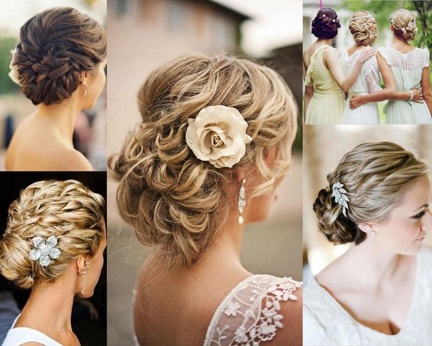 Up Do For Elegant Brides 32
