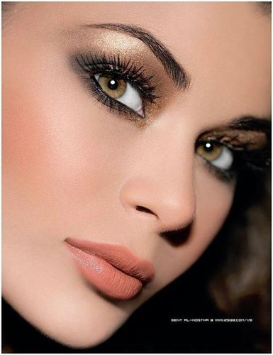 Wedding Makeup For Green Eyes And Brown Hair : Machiaj mireas? ochi verzi - Mireasa Perfecta.ro