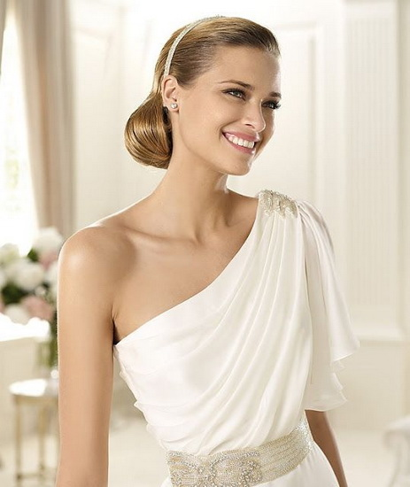 Manuel Mota Galera Grecian Roman Style Wedding Dress: Rochii De Mireasa In Stil Grecesc
