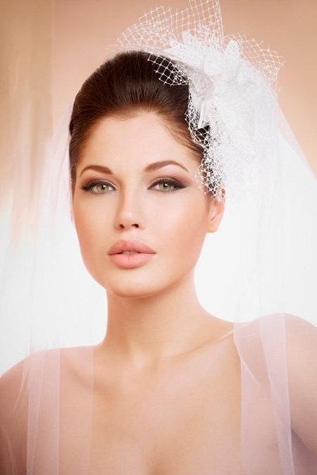 machiaj de nunta elegant