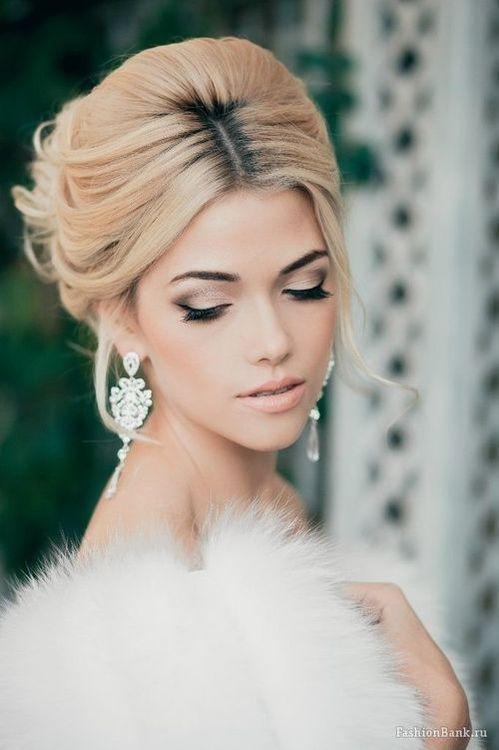 makeup elegant pentru mireasa