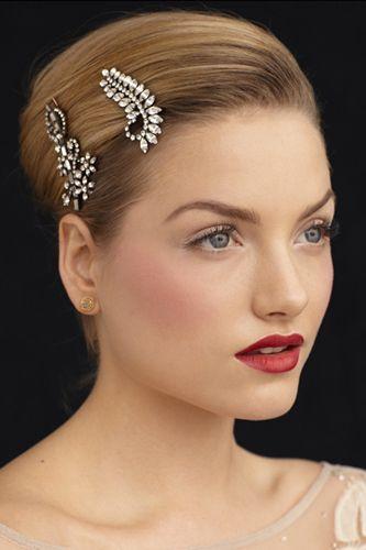 makeup mireasa elegant