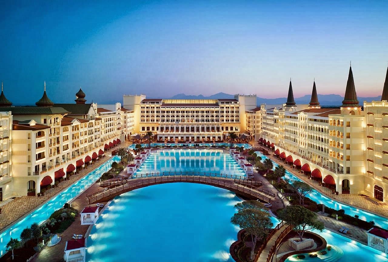 resort Turcia