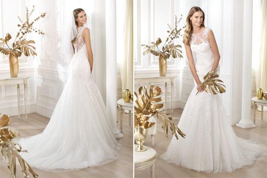 rochie de mireasa 2014