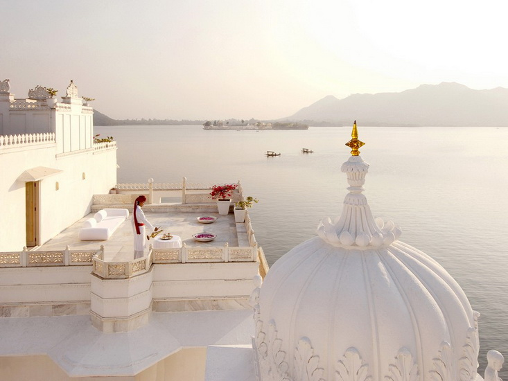 taj-lake-palace India
