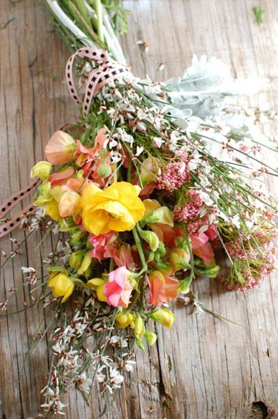 Buchet din flori de camp