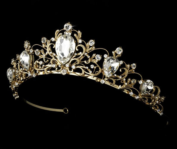 Coronite de mireasa din aur