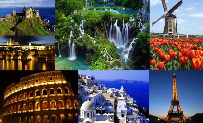 Destinatii luna de miere Europa