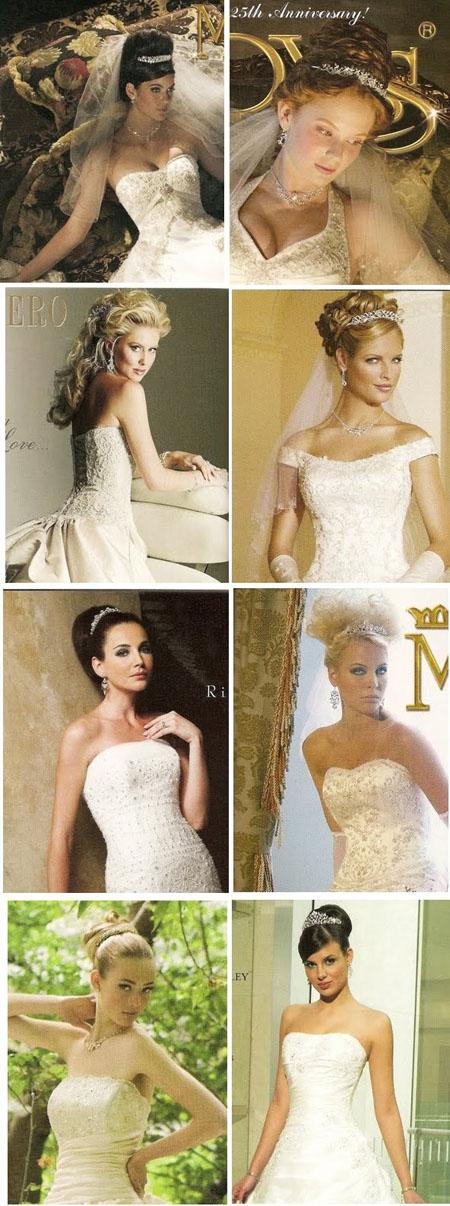 Modele de coronite de nunta