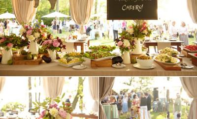 bufet suedez la nunta