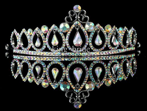 coronita din cristale
