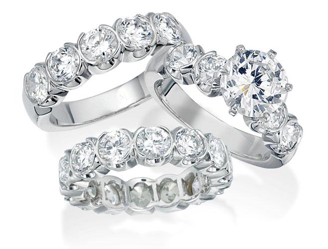 inele de nunta cu diamante