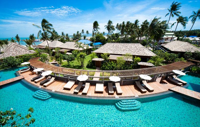 insula Ko Samui Thailanda