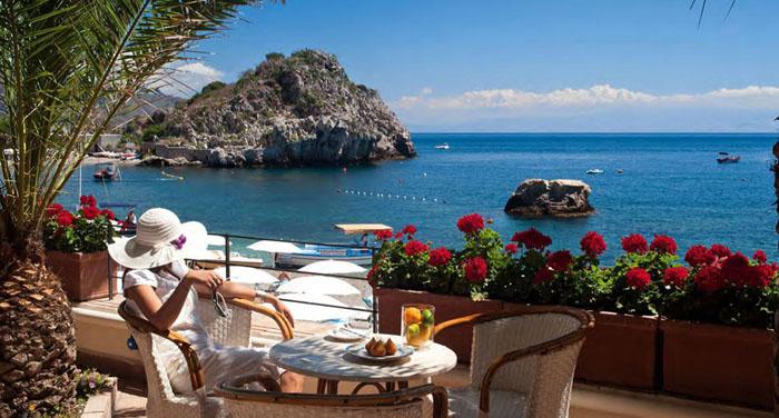 luna de miere in Sicilia