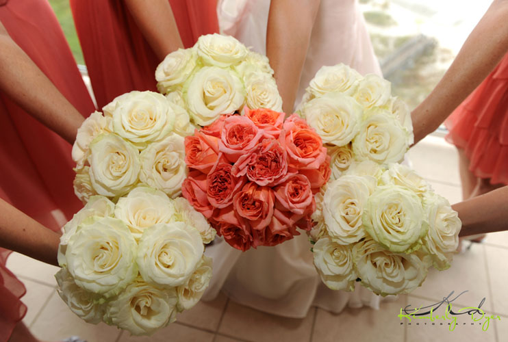 modele buchete mireasa cu trandafiri
