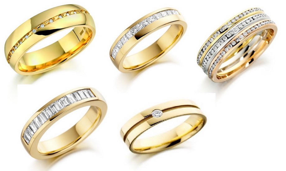 50 Modele De Verighete Din Aur Mireasa Perfectaro
