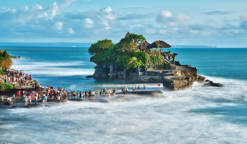 plaja Bali