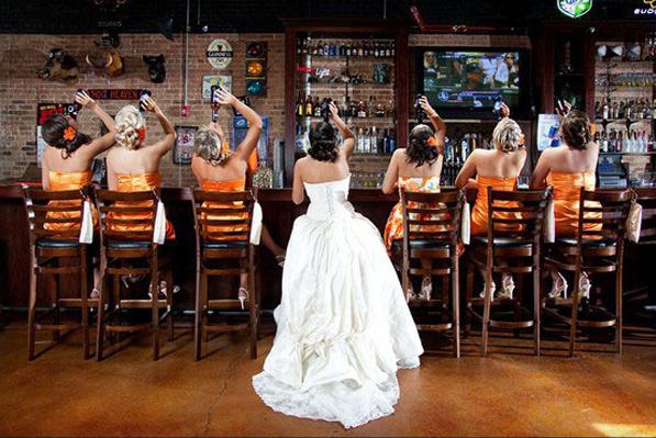 poza de nunta traznita
