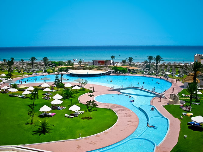 resort Tunisia
