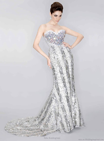 rochie de mireasa cu diamante