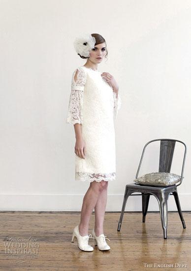 rochie mireasa anii 60