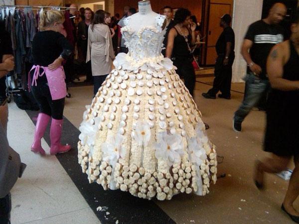 rochie mireasa din Cupcake