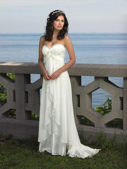 rochie nunta clasica