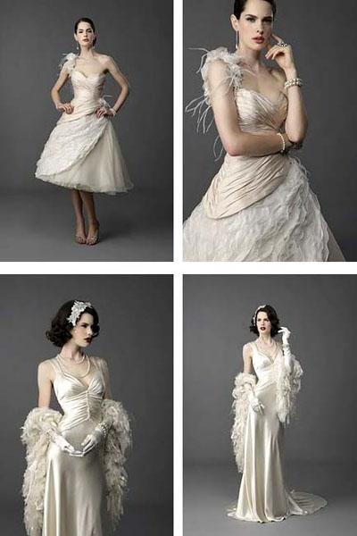 rochii de mireasa modele vintage
