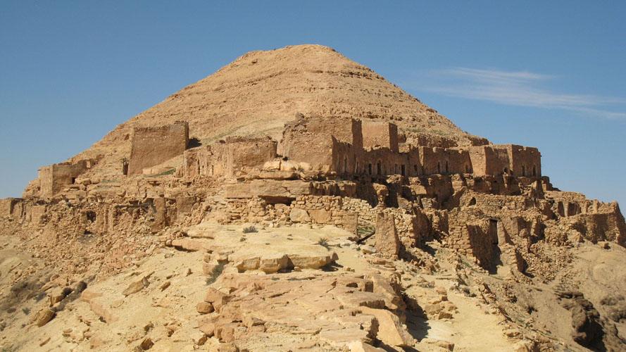 ruine Tunisia