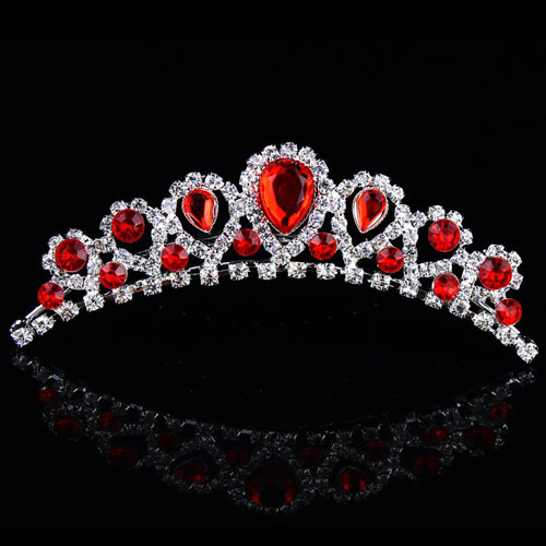 tiara cu pietre pretioase