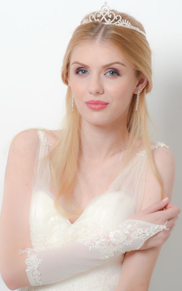 tiara mireasa swarovski