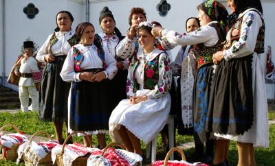 traditii romanesti nunta