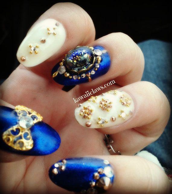 unghii pentru mirese cu pietre
