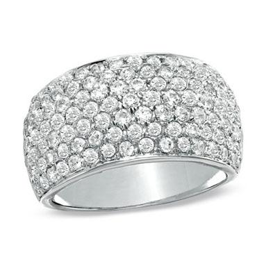verigheta cu diamante aur alb