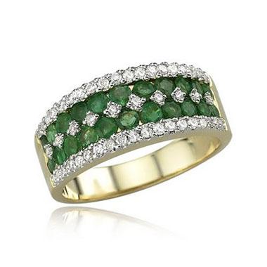 verigheta cu smaralde si diamante