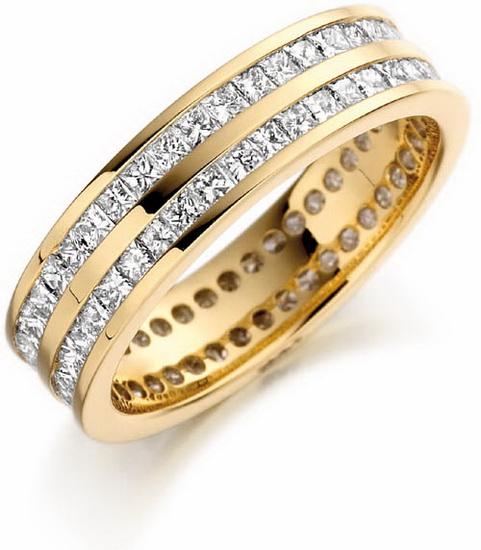 verighete aur cu diamante