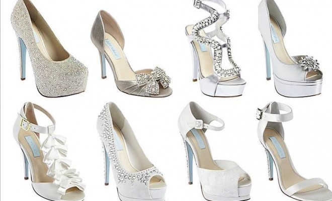 Cei mai frumosi pantofi de mireasa din 2014