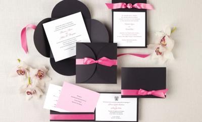 Alege invitatii de nunta personalizate