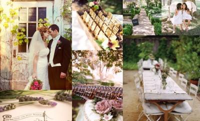 Organizarea nuntii in aer liber