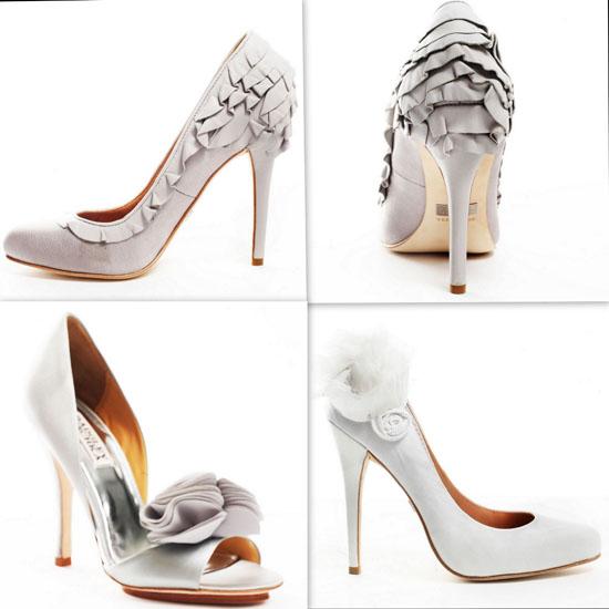 Pantofi de nunta Badgley Mischka