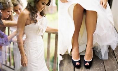 Pantofi de nunta negri
