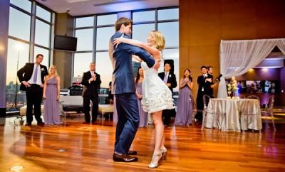 Trebuie sa luam lectii de dans inainte de nunta