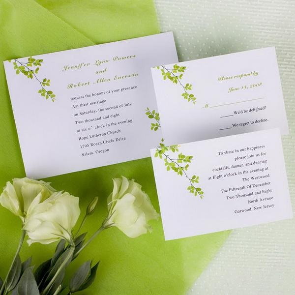 invitatie de nunta usor de facut
