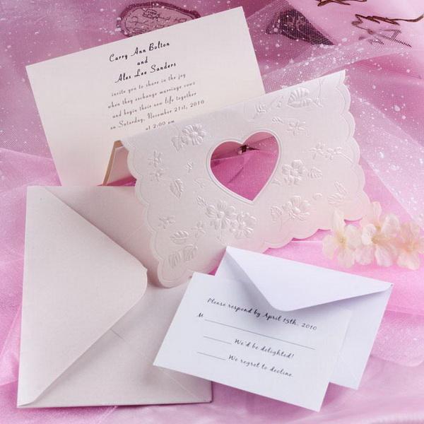 invitatie ieftina pentru nunta