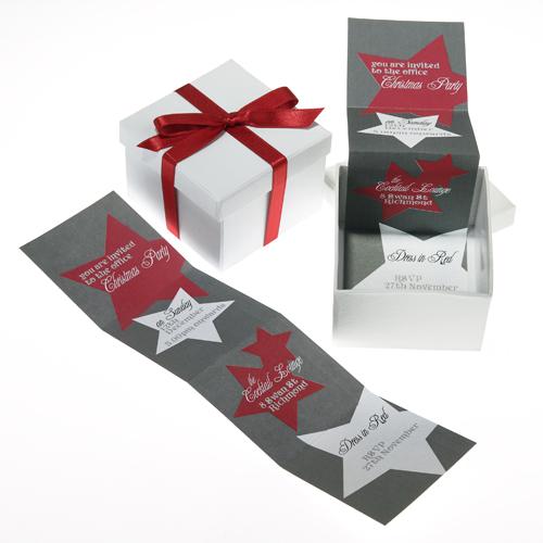 invitatie pentru nunta in cutie