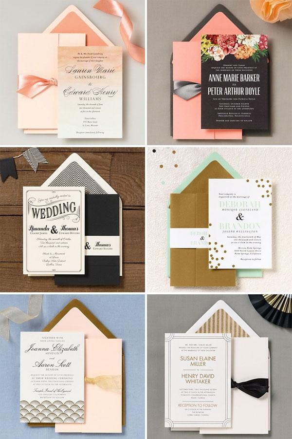 invitatii de nunta pentru 2015