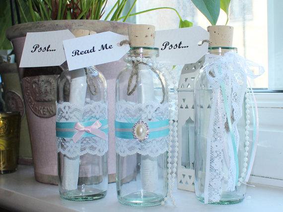 invitatii elegante in sticla
